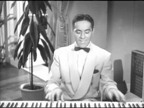 Frankie Carle plays 'Hindustan' in 'Riverboat Rhythm' 1946