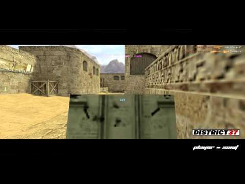D37 Frags - xunit - de_dust2