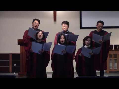 190210 주님의 크신 사랑 Choir