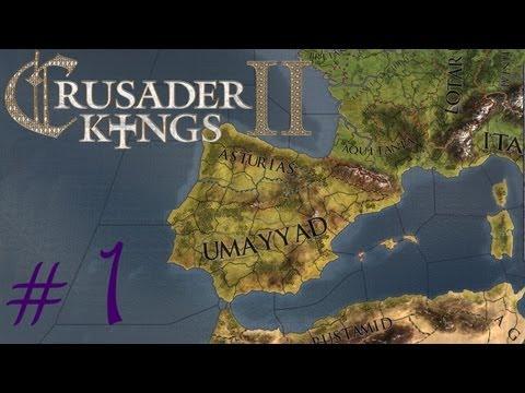 Crusader Kings II [#01] Dinastía Sugez   Let's Play Español