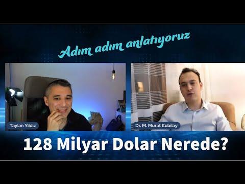 #128MilyarDolarNerede? Ekonomist Murat Kubilay ile açıklıyoruz!