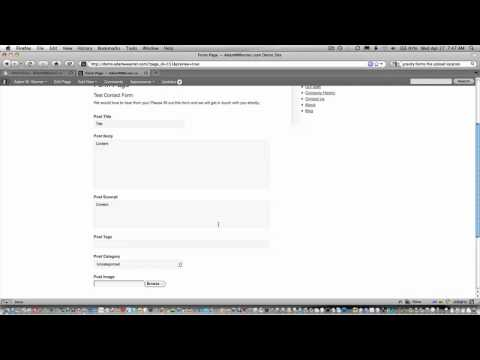 How to Create a Public Form for Article Submissions in WordPress