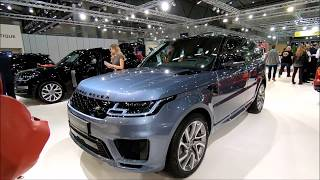 LAND ROVER RANGE ROVER SPORT P400E AUTOBIOGRAPHY NEW MODEL WALKAROUND + INTERIOR