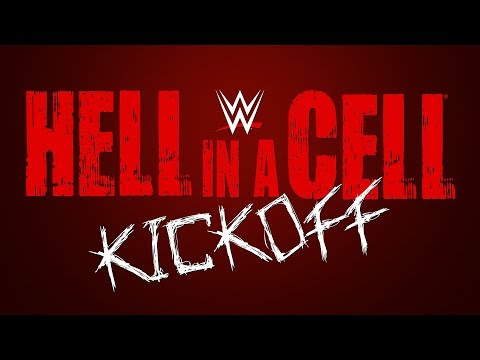 WWE Hell In A Cell Kickoff: October 6, 2019