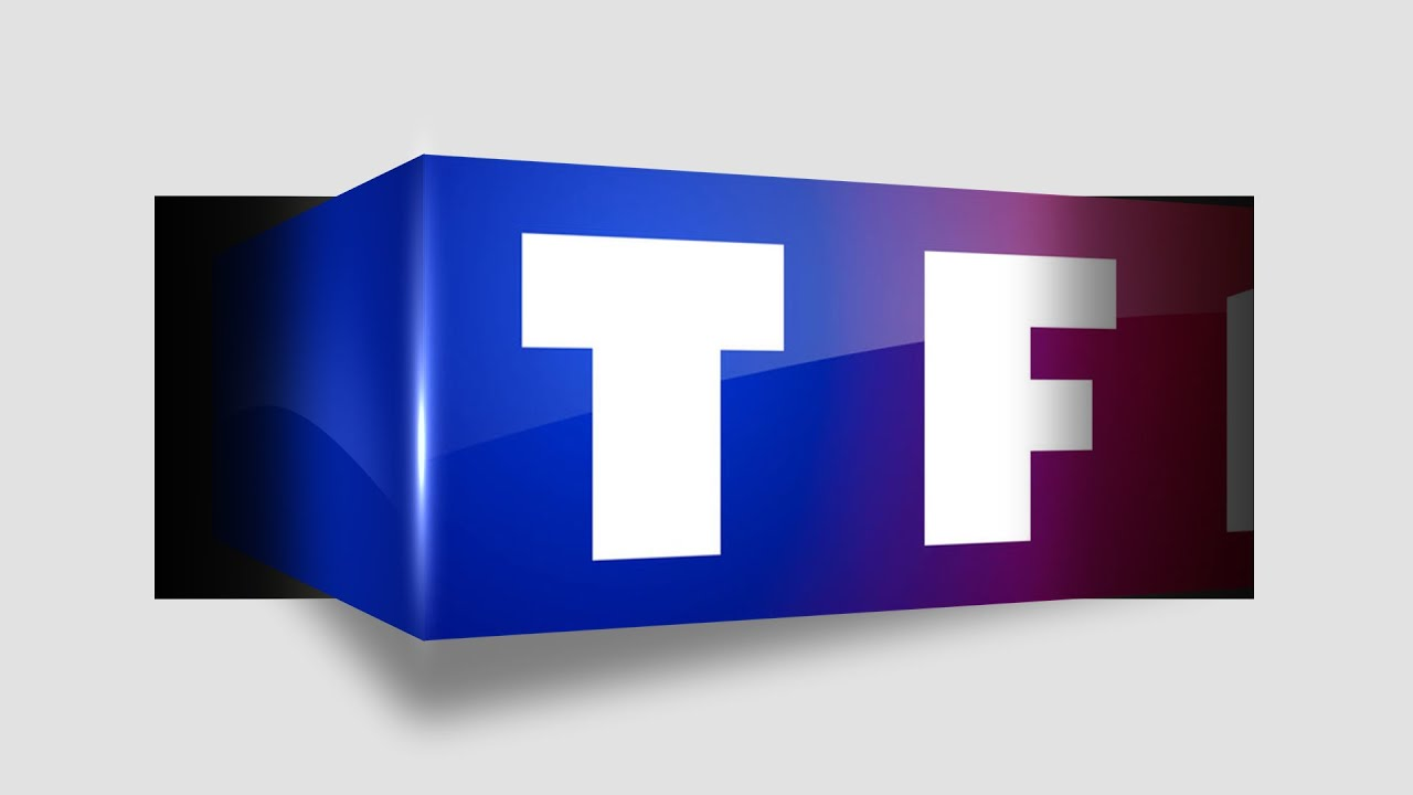 TF1 - Rotation du logotype - Reproduction - YouTube