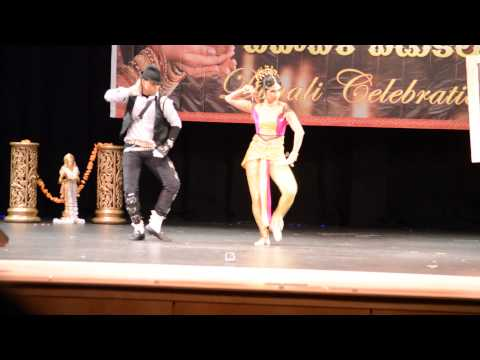 Kavi/Maddy from Kavi's School of dance Fusion of classical and MJ style