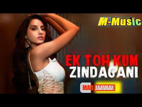 Ek Toh Kum Zindagani Marjaavaan Noreah Fateh Feat Sidharth Malhotra By Neha Kakkar Item Song Youtube