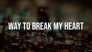 Ed Sheeran - Way To Break My Heart (Lyrics) feat. Skrillex MP3