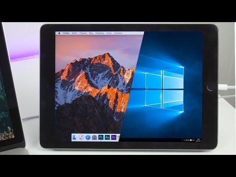 Полноценный компьютер на планшете — КАК?