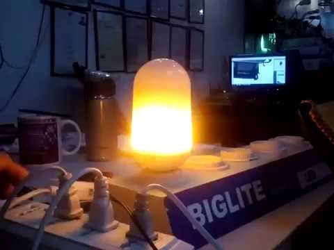 GLP97 220V 3W WarmWhite Led Bulb