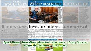 Sport News  NewsNow: deerAustralia news   Every Source, Every Five Minutes, 24/7 news