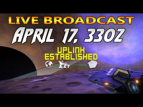 Let's Play Elite Dangerous - Exploration LiveStream (Apr 17, 2016)