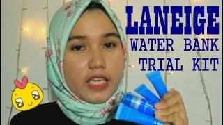 Gambar cover LANEIGE WATERBANK (SKIN CARE KOREA) REVIEW & TUTORIAL (BAHASA INDONESIA) || B&D VLOG