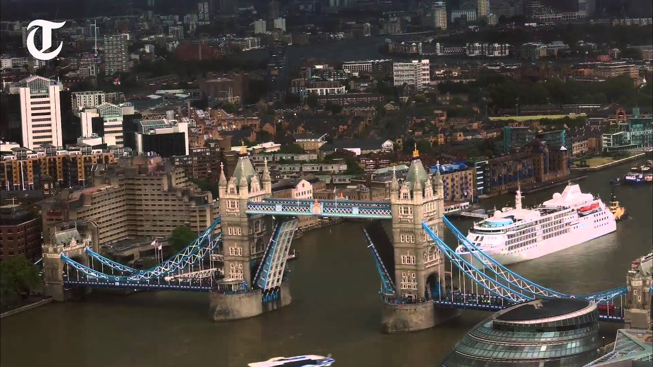 Inside The Shangri La Suite At The Shard London Youtube