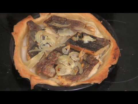 Haddock Pastry