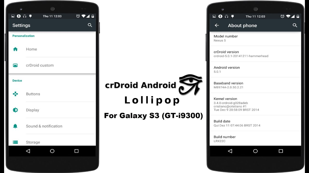 Official crDroid 5 0 - cinemapichollu
