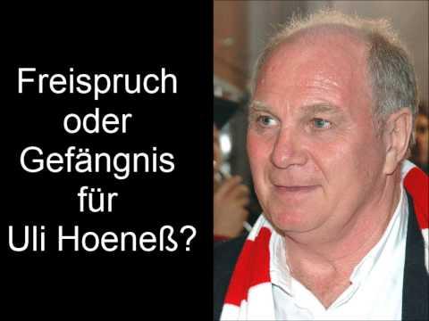 [News] Uli Hoeneß Hat Mindestens 18,5 Millionen Euro Steuern Hinterzogen - Freispruch Oder Gefängnis