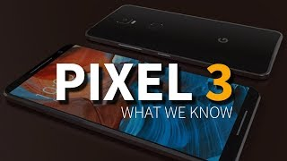 Google Pixel 3: What We Already Know
