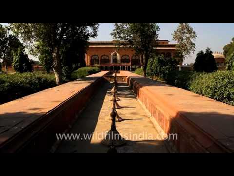 Deeg palace in Rajasthan