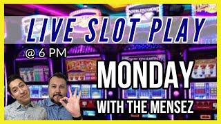 Last Slot LIVE STREAM of the Year 🎰 Monday With The Mensez 🎉