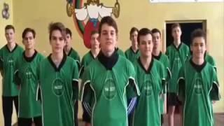 22 Pushup Challenge спеціалізованої школи №307 Деснянського району міста Києва