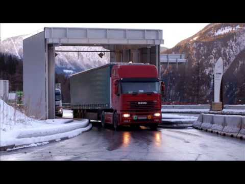Melodie dedicata soferilor profesionisti, de tir ( transport international rutier )