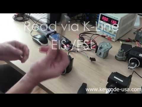 EIS ELV Testing Tool - KeyCode