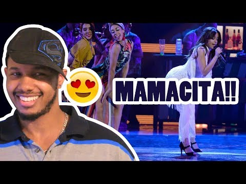 CAMILA CABELLO - HAVANA LIVE (LATIN  AMERICAN MUSIC AWARDS 2017) SPANGLISH VERSION REACTION