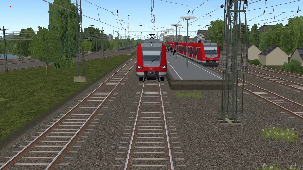 S6 Richtung Köln