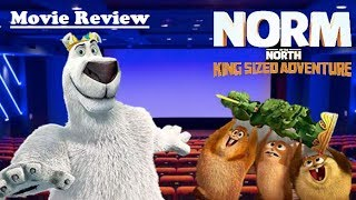 Norm of the North 3: King Sized Adventure - Movie Review
