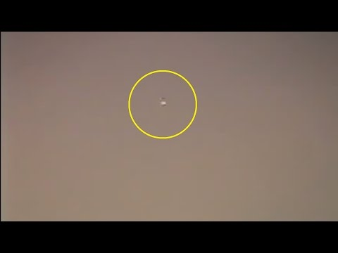 UFO Sighting with Blinking Light in Montevideo, Uruguay - FindingUFO