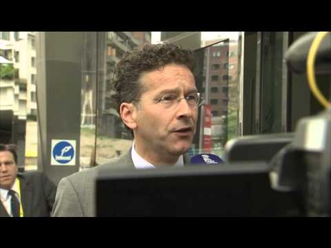 RAW: Greece to submit proposals in coming hours, Eurogroup to discuss on Wednesday - Dijsselbloem