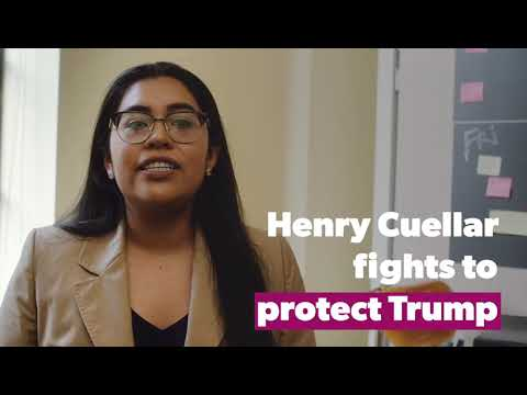 Justice Democrats endorse primary challenge to Texas Dem Cuellar