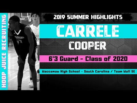 Carelle Cooper - Team Wall SE - Waccamaw High School - Class of 2020
