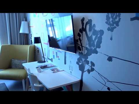 Hotel Indigo, Helsinki, Finland - Review of Standard King 808