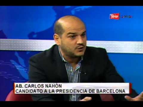 Ab. Carlos Nahón