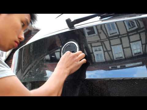 BMW 1er E87 Emblem demontage montage
