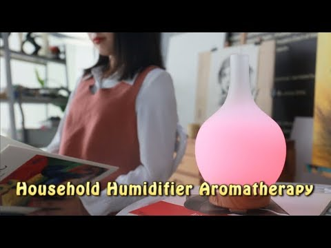 100ML Household Humidifier Aromatherapy Essential Oil Diffuser Aroma Diffuser