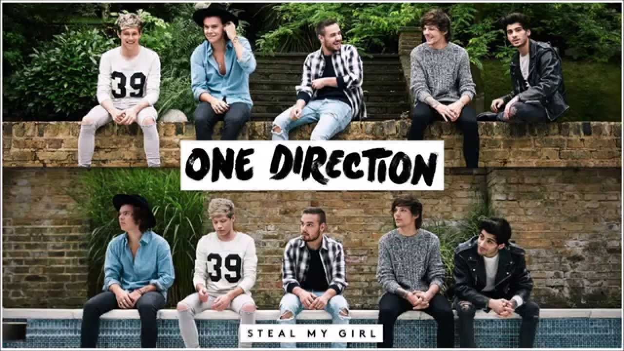 One Direction - Steal My Girl (FAST) - YouTube