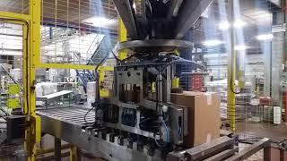 רובוט ממשטח במפעל סאסאטק
