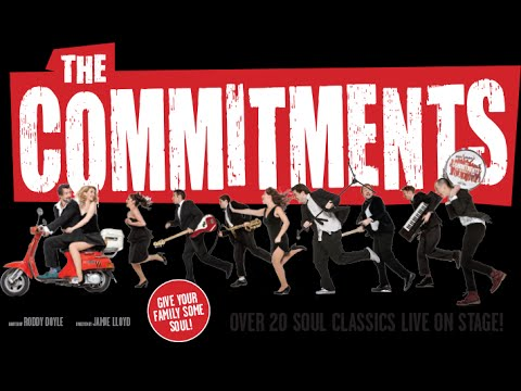 Palace Theatre West End London The Commitments Musical 2015 Review