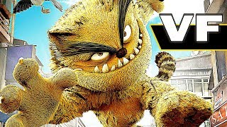 BAD CAT Bande Annonce VF (Animation - 2017)
