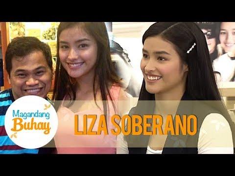 Magandang Buhay: Liza shares how she got into showbiz