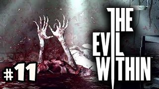 OH NO SHES BACK - The Evil Within Gameplay Walkthrough Ep.11