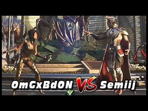 Thumbnail: Injustice 2: WOTG - Week 7 - W. Final - OmGxBdON (Doctor Fate) Vs Semiij (Catwoman)