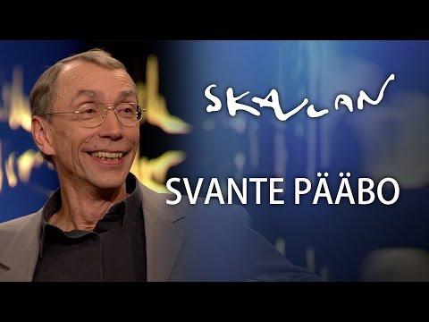 Prof. Svante Pääbo Interview | Skavlan