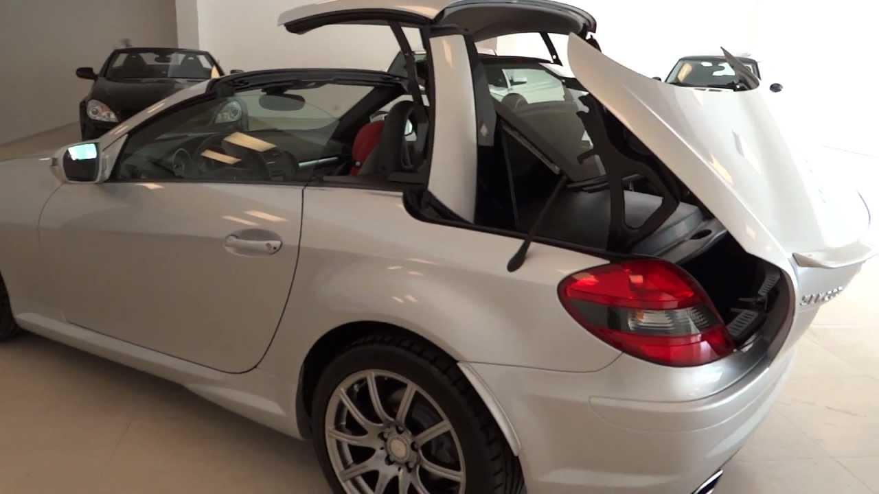 All Motors Goi Nia Mercedes Benz Slk 200 Sport 2011 Youtube