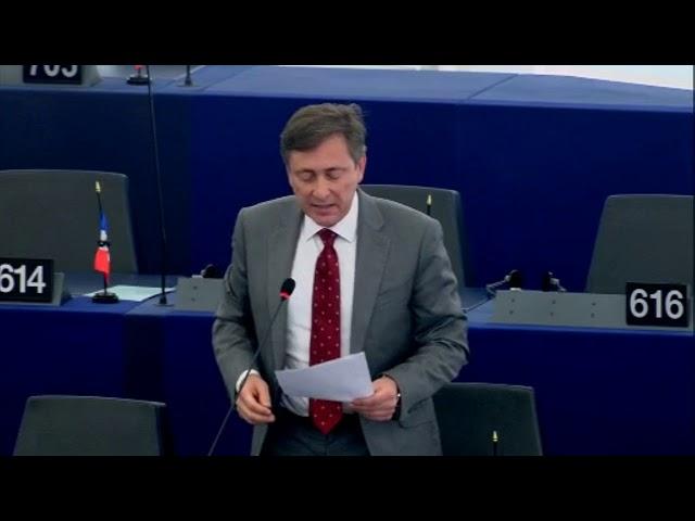 Bernard Monot sur le rapport annuel 2016 de la Banque centrale européenne