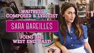 Sara Bareilles Is Joining Waitress London!