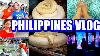 Romantic Night, Manila Ocean Park Philippines VLOG | SuperPrincessjo